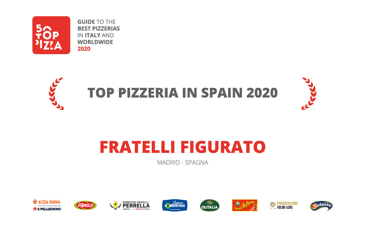 50 Top Pizza Fratelli Figurato